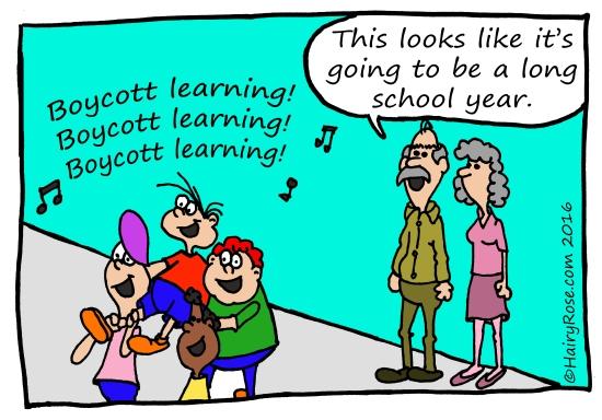 boycott-learning