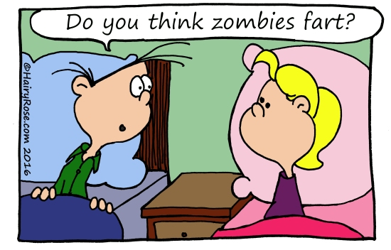 zombies-fart